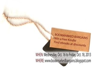 Our BIG BookMarked Bargains Extravaganza!!!